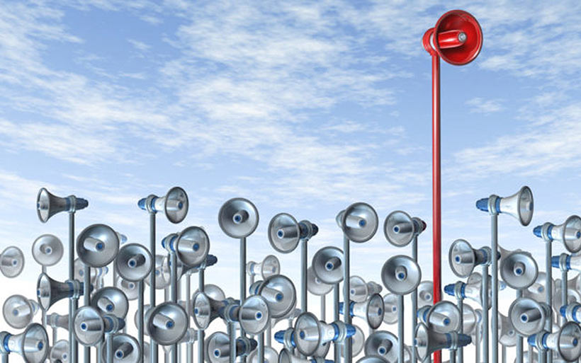 One loudspeaker rising above the rest. Why most medical seo campaigns don't work.