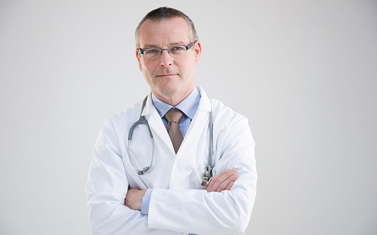 Happy doctor - Medical Marketing That Attracts 660% More Patients