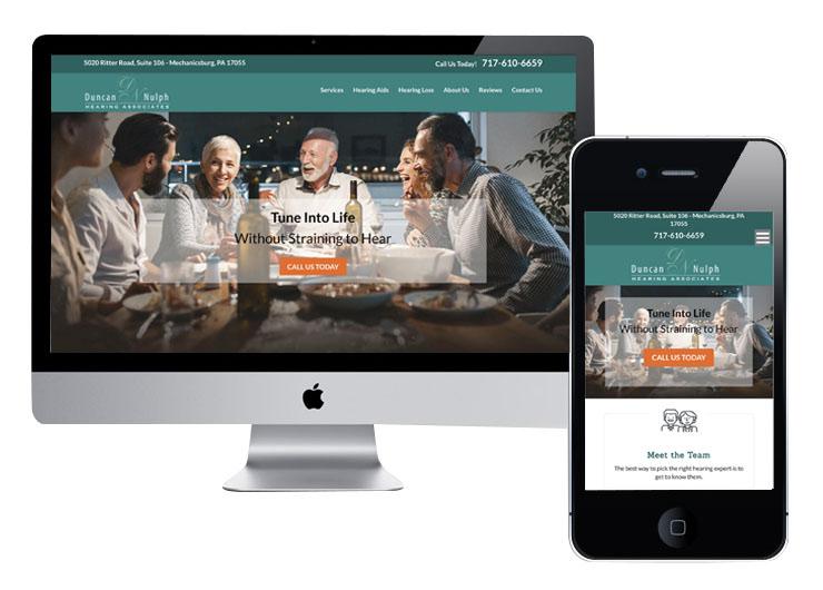 Top Audiology Website Designs of 2020