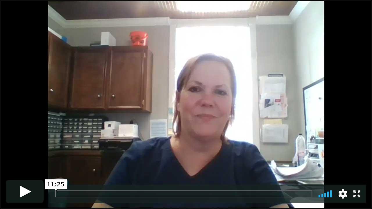 Dr. Bridget Garrido Video