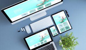 orthopedic website design by medpb